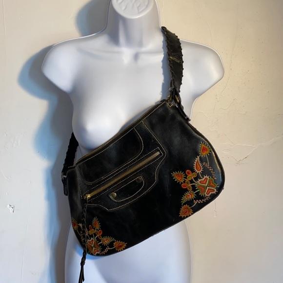 Francesco Biasia shoulder purse